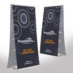 Picture of L-Stand Banner B - Two Sided
