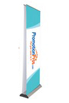 Picture of Double Sided Retractable Banner