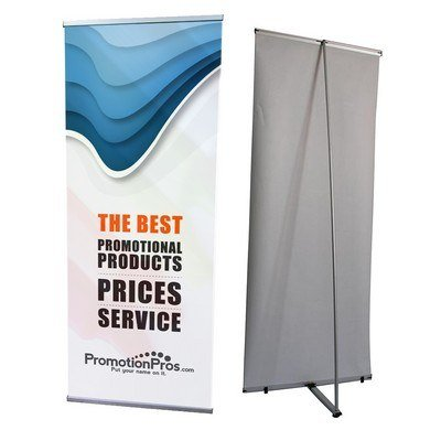 L-Stand Banner A - Single Sided