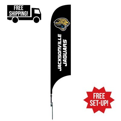 Double Sided Concave Custom Feather Flag - Outdoor