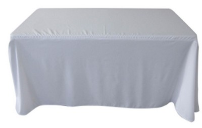 Custom Table Throw w/ Full Back