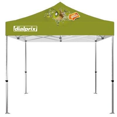 Delux 10' Custom Event Hex Tent