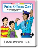 Picture of Coloring Book - Police Officers Care Coloring and Activity Book