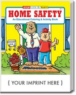 Picture of Coloring Book - Home Safety Coloring and Activity Book