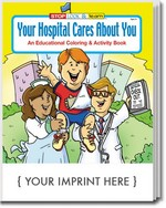 Picture of Coloring Book - Your Hospital Cares About You Coloring and Activity Book