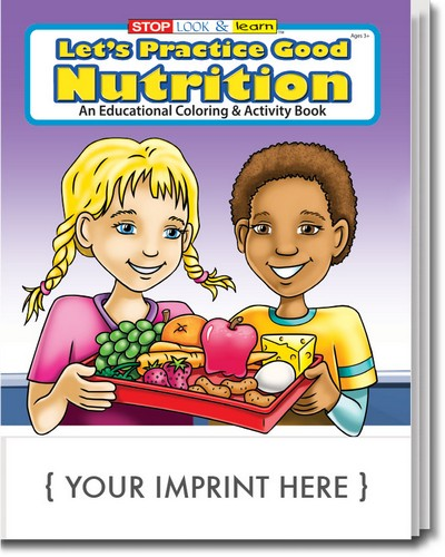 Imprint Coloring Book