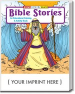 Picture of Coloring Book - Bible Stories Coloring and Activity Book