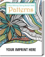 Picture of Patterns - Stress Relieving Coloring Book for Adults
