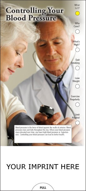 Slide Chart - Controlling Your Blood Pressure
