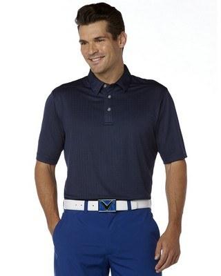 Mini Check Polo