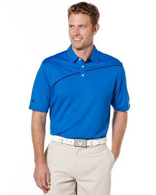 Piped Performance Polo