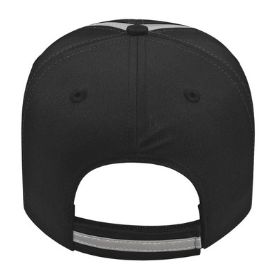 Promotional Classic Reflective Inserts Cap