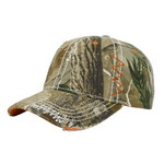 Picture of Washed Camo Twill with Accents Cap