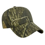 Picture of Structured Six Panel Camo Cap