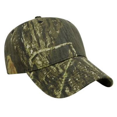 Youth Camo Cap