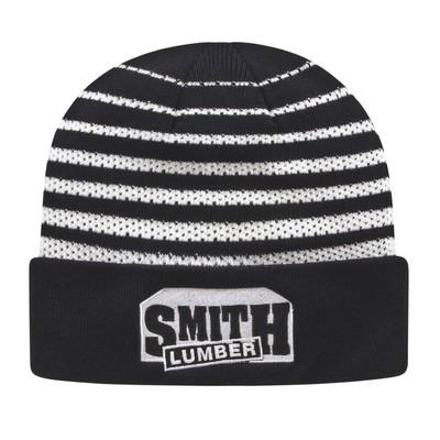 Customizable Mesh Knit with Cuff