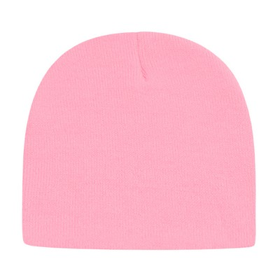 Customizable USA Made Knit Cap - Embroidered