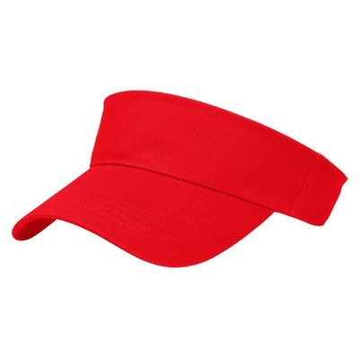Customizable X-tra Vlaue Tennis Visor