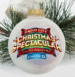 "Picture of 3 1/4"" Glass Ball Ornament"