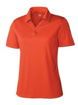Ladies' CB DryTec Genre Short Sleeve Polo