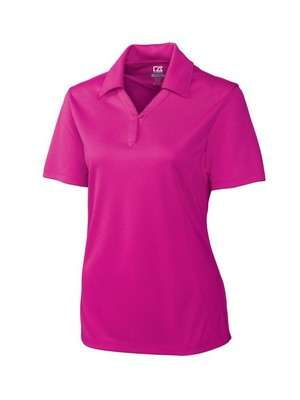 Ladies Extended Size CB DryTec Genre Short Sleeve Polo