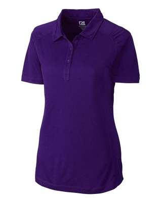 Ladies' CB DryTec Northgate Short Sleeve Polo