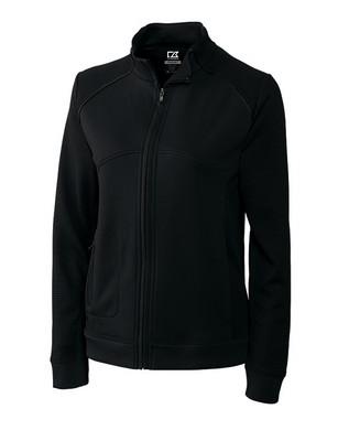 Ladies' CB DryTec Edge Full Zip Sweater