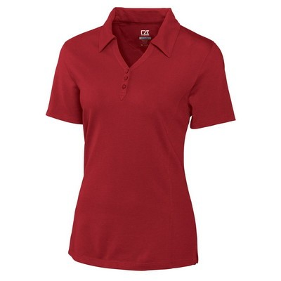 Ladies' CB DryTec Extended Size Championship Polo