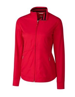 Ladies' L/S Nine Iron Full Zip Jacket