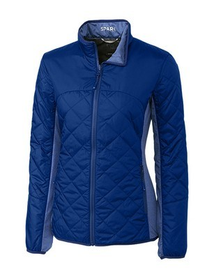 Ladies' L/S Lt Wt Sandpoint Quilted Jacket