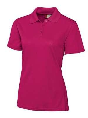 Ladies' Ice Short Sleeve Pique Polo
