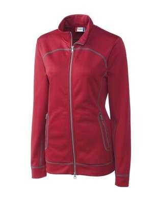 Ladies' Helsa Full Zip Sweater