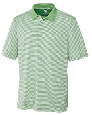 CB Men's DryTec Trevor Stripe Short Sleeve Polo