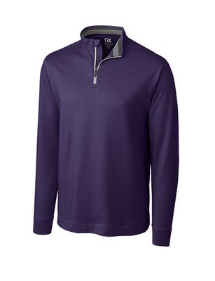 Cutter & Buck Men's DryTec Topspin Half Zip