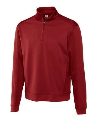 Men's CB DryTec Edge Half Zip Sweater