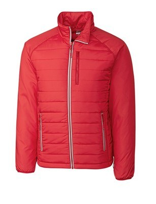 Cutter & Buck Men's Weathertec Barlow Pass Jacket