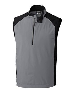 Cutter & Buck Men's WeatherTec Summit Half-Zip Vest