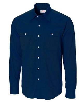 L/S Oxford Blakely Woven