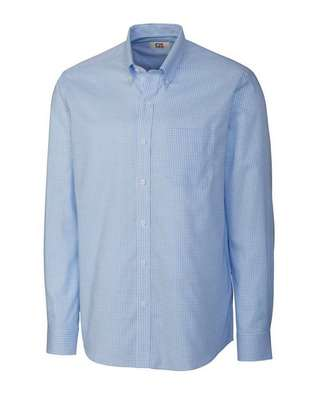 Men's Epic Easy Care Tattersall Button-Up Shirt