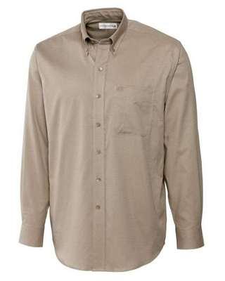 L/SNailshead Woven Shirt