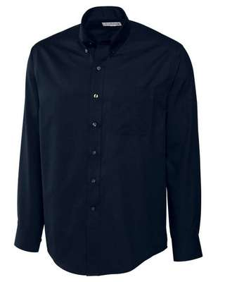 Men's Epic Easy Care Fine Twill Long Sleeve Button-up Shirt