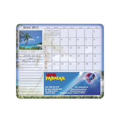 MousePaper Calendar 12 Month Paper Mouse Pad
