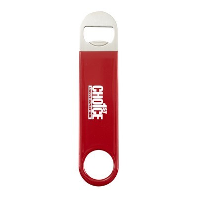 Pub Vinyl Bottle Opener