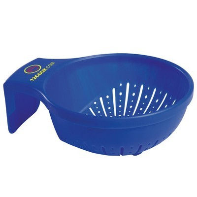 """6"""" Strainer with Handle and Feet"""