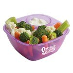 Picture of Dip-It Snack Bowl