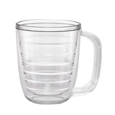 12 OZ. Tritan Mug with Lid
