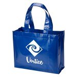 Picture of Custom Printed Glimmer Laminated Non-Woven Shopping Tote