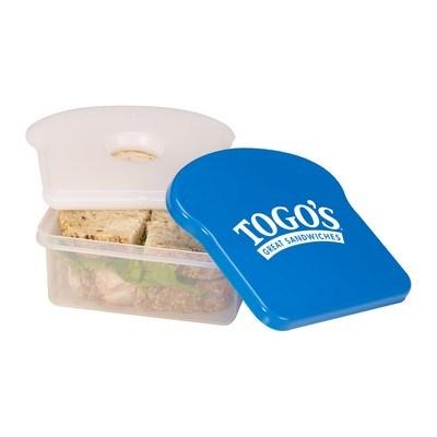 Imprinted Keep-It Cool Sandwich Keeper