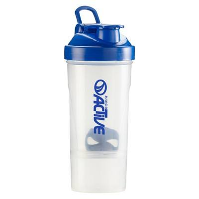 Promotional Shake-It Compartment Bottle