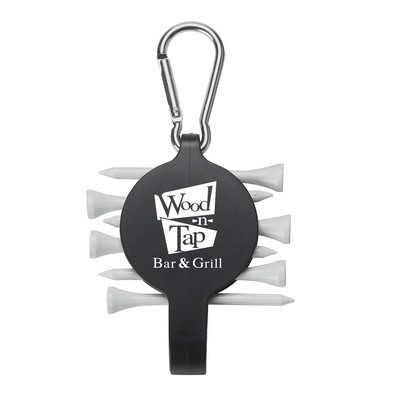 Custom Printed One More Round Beverage Wrench